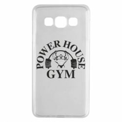 Чехол для Samsung A3 2015 Power House Gym