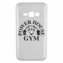 Чехол для Samsung J1 2016 Power House Gym
