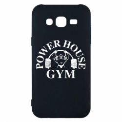 Чехол для Samsung J5 2015 Power House Gym