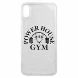 Чохол для iPhone Xs Max Power House Gym