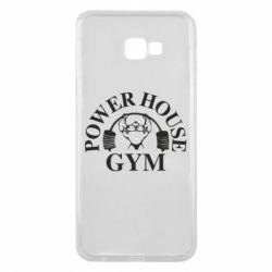 Чехол для Samsung J4 Plus 2018 Power House Gym