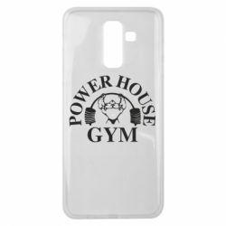 Чехол для Samsung J8 2018 Power House Gym