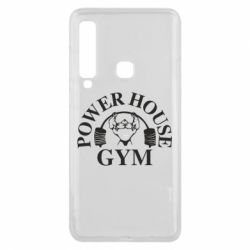 Чехол для Samsung A9 2018 Power House Gym