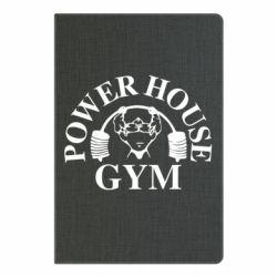 Блокнот А5 Power House Gym