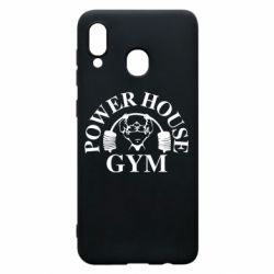 Чохол для Samsung A20 Power House Gym