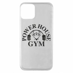Чехол для iPhone 11 Power House Gym
