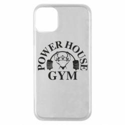 Чехол для iPhone 11 Pro Power House Gym