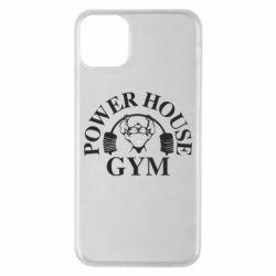 Чехол для iPhone 11 Pro Max Power House Gym