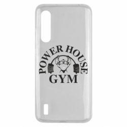 Чехол для Xiaomi Mi9 Lite Power House Gym
