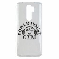 Чехол для Xiaomi Redmi Note 8 Pro Power House Gym