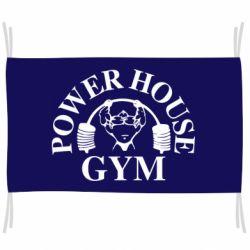 Флаг Power House Gym