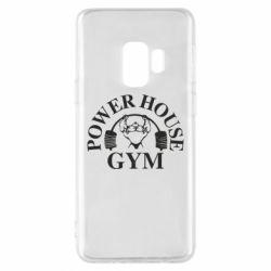 Чехол для Samsung S9 Power House Gym