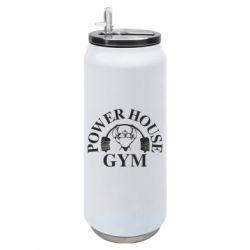 Термобанка 500ml Power House Gym