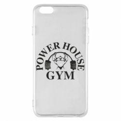 Чехол для iPhone 6 Plus/6S Plus Power House Gym