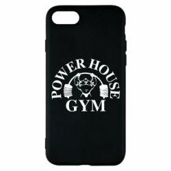 Чехол для iPhone 7 Power House Gym