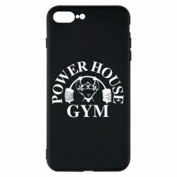 Чехол для iPhone 7 Plus Power House Gym