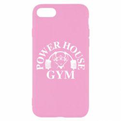 Чохол для iPhone 8 Power House Gym