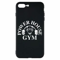 Чехол для iPhone 8 Plus Power House Gym