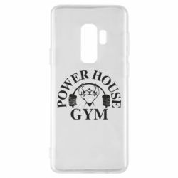 Чехол для Samsung S9+ Power House Gym