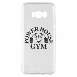 Чехол для Samsung S8 Power House Gym