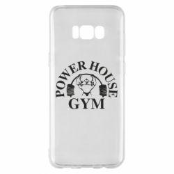 Чехол для Samsung S8+ Power House Gym