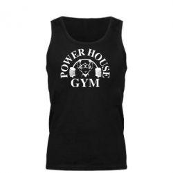 Мужская майка Power House Gym - FatLine