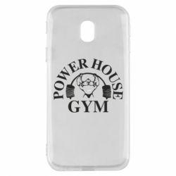 Чехол для Samsung J3 2017 Power House Gym