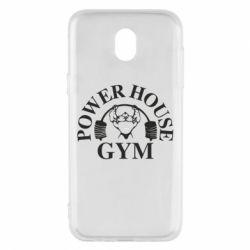 Чехол для Samsung J5 2017 Power House Gym