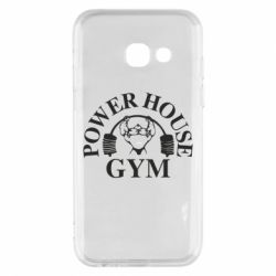 Чохол для Samsung A3 2017 Power House Gym