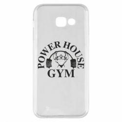 Чехол для Samsung A5 2017 Power House Gym
