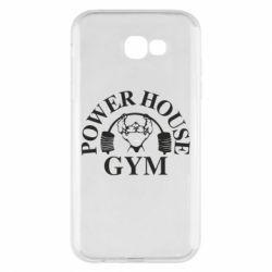 Чохол для Samsung A7 2017 Power House Gym