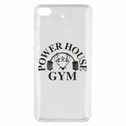 Купить Powerlifting, Чехол для Xiaomi Mi 5s Power House Gym, FatLine