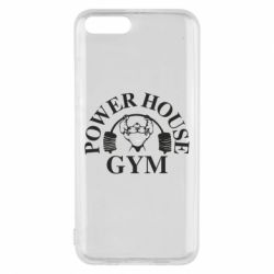 Чехол для Xiaomi Mi6 Power House Gym