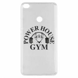 Чехол для Xiaomi Mi Max 2 Power House Gym