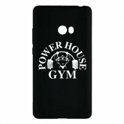 Чехол для Xiaomi Mi Note 2 Power House Gym