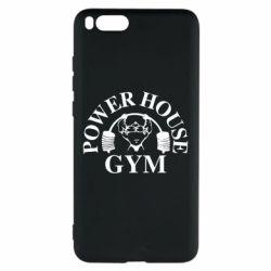 Чехол для Xiaomi Mi Note 3 Power House Gym