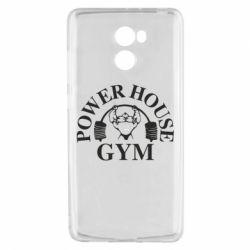 Чехол для Xiaomi Redmi 4 Power House Gym