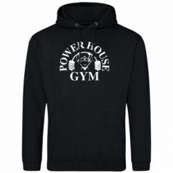 Мужская толстовка Power House Gym - FatLine