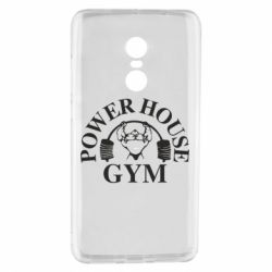 Чехол для Xiaomi Redmi Note 4 Power House Gym