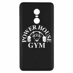 Чехол для Xiaomi Redmi Note 4x Power House Gym