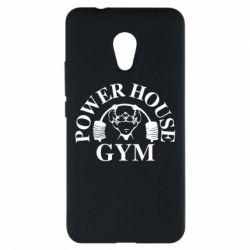 Купить Powerlifting, Чехол для Meizu M5s Power House Gym, FatLine