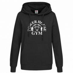 Женская толстовка Power House Gym - FatLine