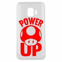 Чохол для Samsung J2 Core Power Up Маріо гриб