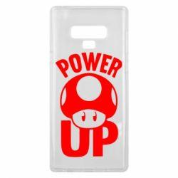 Чохол для Samsung Note 9 Power Up Маріо гриб