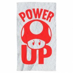 Полотенце Power Up гриб Марио