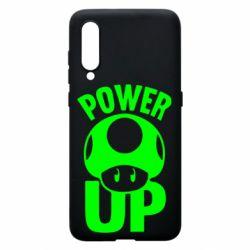 Чехол для Xiaomi Mi9 Power Up гриб Марио