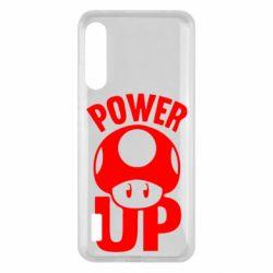 Чохол для Xiaomi Mi A3 Power Up гриб Марио