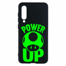 Чехол для Xiaomi Mi9 SE Power Up гриб Марио