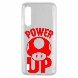 Чехол для Xiaomi Mi9 Lite Power Up гриб Марио