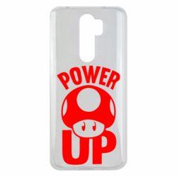 Чохол для Xiaomi Redmi Note 8 Pro Power Up Маріо гриб